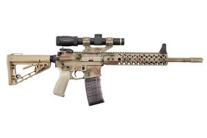 The Paul Howe Tactical Carbine Rifle