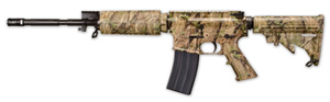 Windham M4 SRC Rifle R16M4FTTC3, 223 Remington, 16 in, Timbertec Fall Camo Finish, 30 Rd