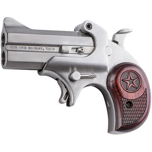 Bond Arms COWBOY DEFENDER 3 327FED BACD327FEDMAG