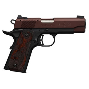Browning 1911 22LR BLACK LB BROWN BRONZE COMPACT 201