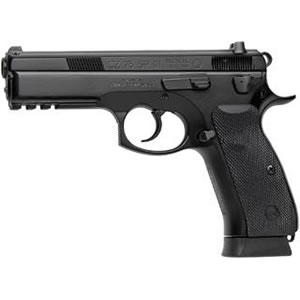 CZ 75 SP-01 TACTICAL 9MM NS LIGHT RAIL BLK 10RD 01153