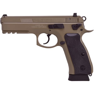 CZ 75 SP-01 TACTICAL 9MM FDE 18RD 91263
