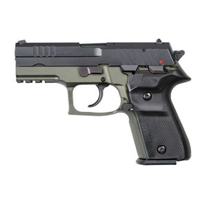 FIME REX ZERO 1CP 9MM COMPACT ODG 2 15RD