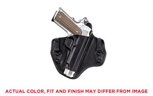 Bianchi Model #135 Suppression Inside the Pant Holster, Fits 1911, Right Hand, Black 25742