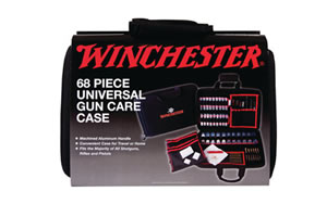 DAC Winchester Cleaning Kit, Universal, Soft Sided, 68 Pieces 363127
