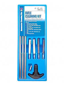 DAC Rifle Cleaning Kit, For 22/270/280/7MM Rifles RCK 22M