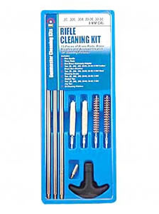 DAC Rifle Cleaning Kit, For 30 Rifles RCK38M