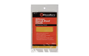 Kleen-Bore Silicone Gun Cleaning Cloth, 10/Pack GC220P