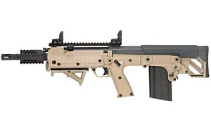 "Kel-Tec RFB24 Hunter RFB24TAN Rifle, 308 Win, 24"" BBL, Tan Finish, 20Rd"