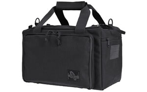 "Maxpedition Compact Range Bag, 13""x10""x7"", Black 0621B"
