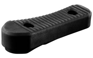 "Magpul Precision Rifle/Sniper Stock Extended Buttpad, .80"", Fits PRS AR-15/M16, Rubber, Black MAG350-BLK"