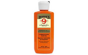 Hoppe's Gun Oil, Liquid, 2 oz., Synthetic Blend Gun Oil, 10 per Box, Bottle 1003G