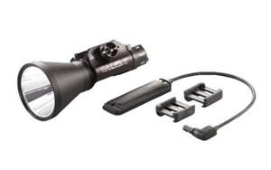 Streamlight TLR-1 HPL, Tactical Light Kit, Fits Long Gun w/1913 Rails, Includes Thumb Screw, Rail Locating Keys for 1913 Picatinny Rails, Black Finish, with Batteries 69219