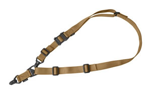 Magpul Industries MS3 Multi Mission Sling System, Gen 2, Coyote Brown MAG514-COY