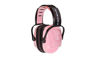 Radians MP-22, Earmuff, Pink, NRR 22 MP22RC