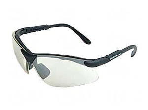 Radians Revelation Glasses, Black Frame, Ice Lens RV0190CS