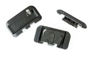 TangoDown Vickers Tactical, Slide Racker, For Glock 42, Black Finish GSR-01