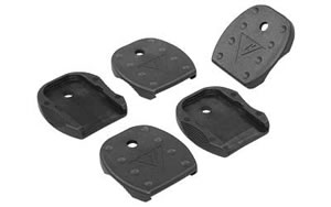 TangoDown Base Pad, Fits Glock Magazine 45 ACP/10mm, Black Finish, Five Pack VTMFP-002 BLK
