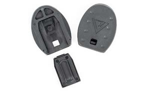 TangoDown Vickers Tactical Magazine Floor Plates, Fits S&W M&P 9mm, Black Finish VTMFP-004MP BLK