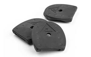 TangoDown Vickers Tactical, Magazine Floor Plates, Fits Springfield XD, Black Finish VTMFP-005XD BLK